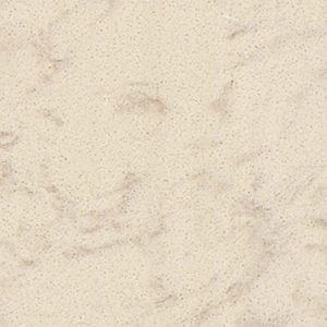 GS6036 Moon White Quartz Surface