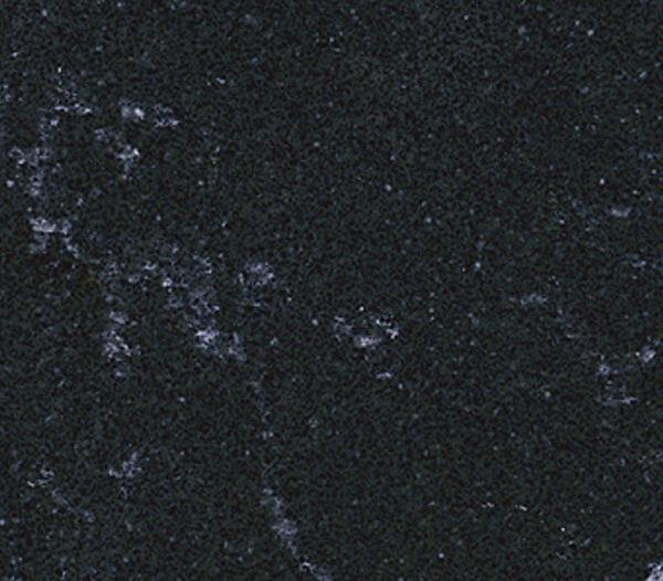 GS6881 Waterflow Black Quartz Surface